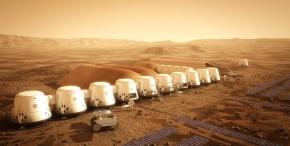 Онези 4-ма души, които ще умрат наМарс