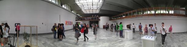 """изложба """"being post-digital"""" в ДПХ - дружество на пловдивските художници"""